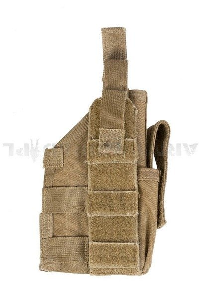 Dutch Military Gunholster Universal BLACKHAWK Coyote Oryginal Used
