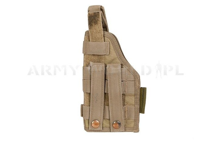 Dutch Military Gunholster Universal Coyote Oryginal Used