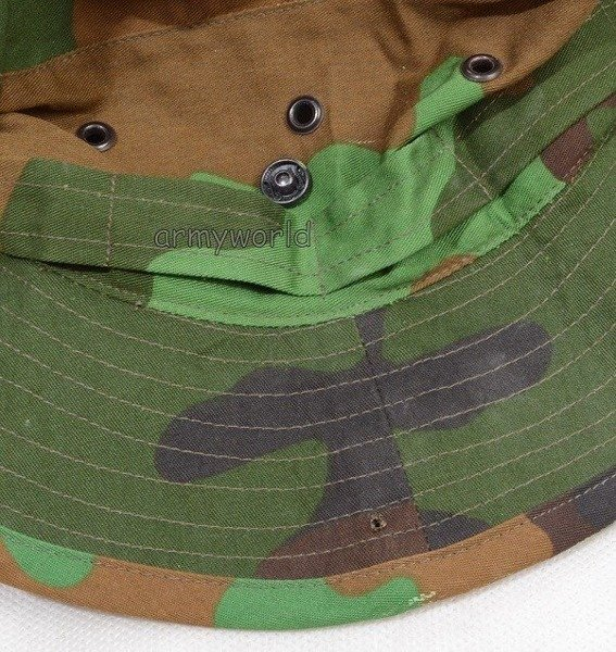 Dutch Military Hat Jungle Original Demobil