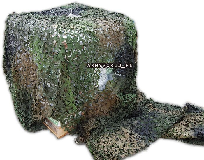 Dutch Military Masking Net Original Demobil II Quality