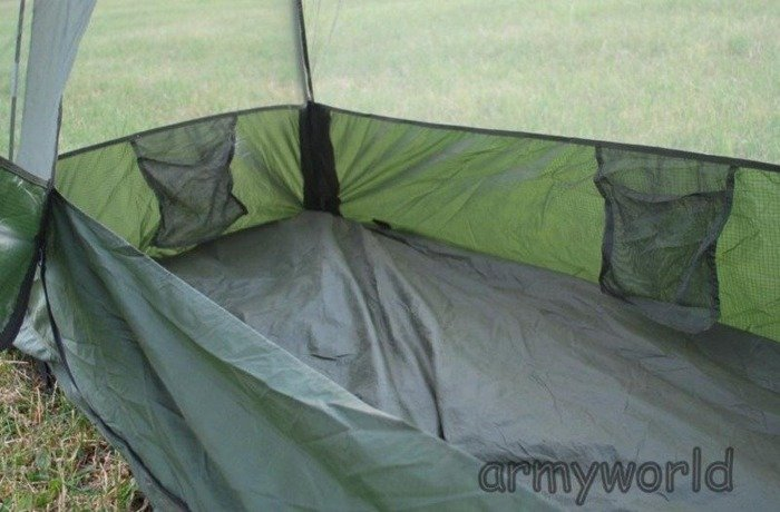 Dutch Military Mosquito Net Original Demobil Model I Without Frame