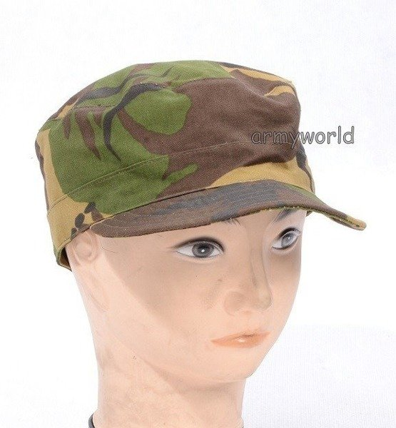 Dutch Military Patrol Cap DPM Original Demobil