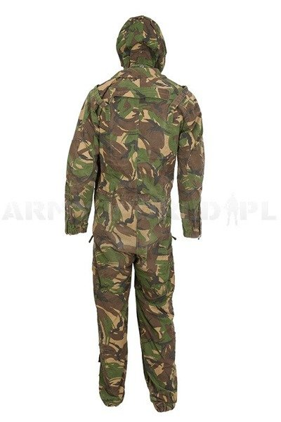 Dutch Military Suit Coverall SWAT Type DPM Used