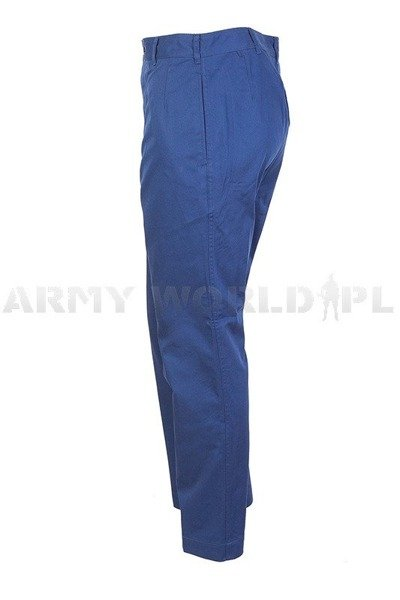 Dutch Military Work Trousers To Waist Original New