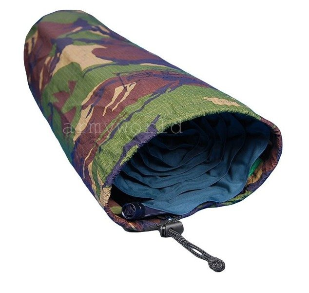 Dutch Self-Inflating Sleeping Mat THERM-A-REST With Case Original Demobil Good Condition