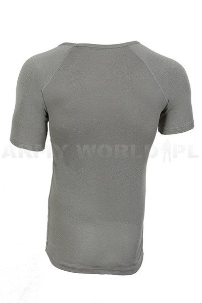 Dutch T-shirt of Defense Department Grey Original New