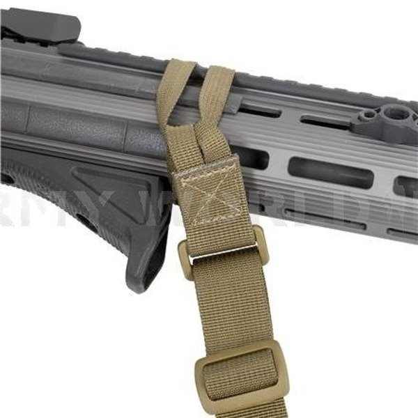 Two Point Carbine Sling Polyester Helikon-Tex Black