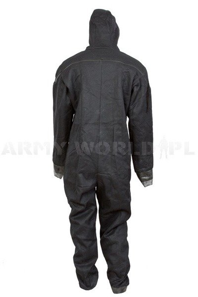"Ex Police CBRN Training Coverall ""BRITANNIA"" Waterproof Original Used"