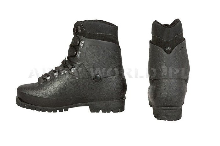Extreme Mountaineering Boots LOWA Bundeswehr With Gore-Tex Insert Original Demobil