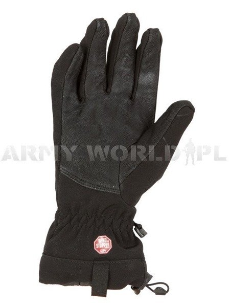 Extremities Softshell Gloves Gore-tex Black Original Used II Quality