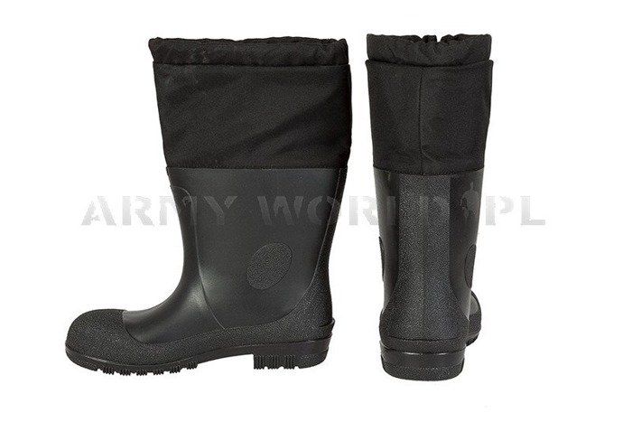 Felt-Rubber Boots DEMAR 902A/MON Military Polish Original New