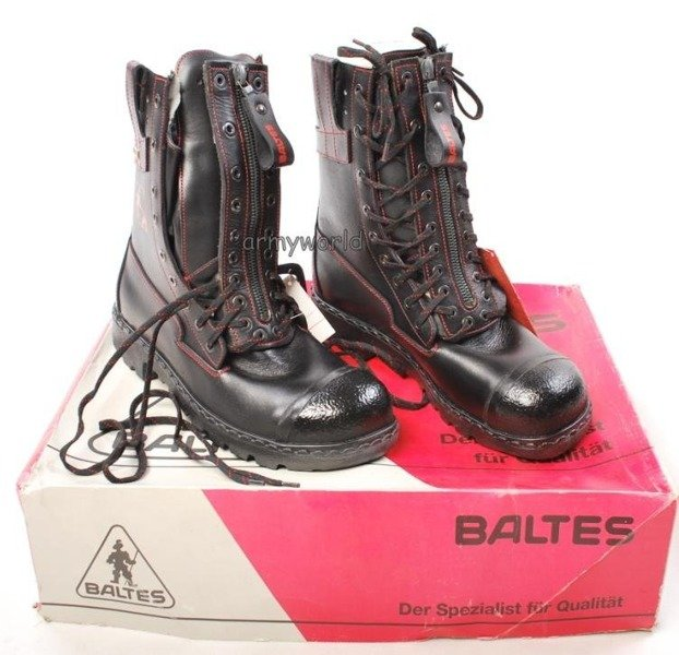 Firefighter Boots Baltes ARGON S3 GORE-TEX With Metal Tips Trial Version New Art. Nr 52149