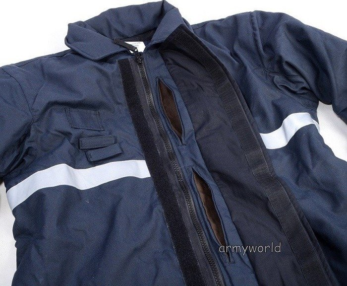 Firefighter Jacket Nomex Gore-tex Ballyclare Special Products LTD Original New