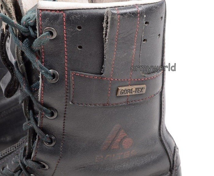 Firefighter Shoes Baltes S3 Gore-tex Demobil Good Condition #6