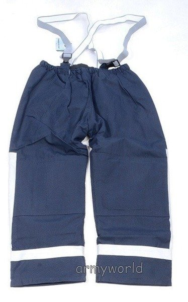 Firefighter Trousers Nomex Gore-tex Ballyclare Special Products LTD Original New