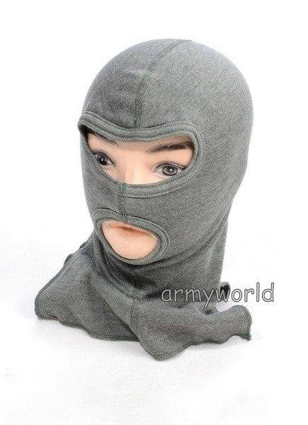 Flame-retendant Two-hole Balaclava Oliv Drab Original Demobil