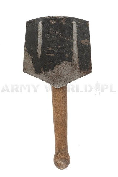 Folding Shovel Bundeswehr Original Demobil