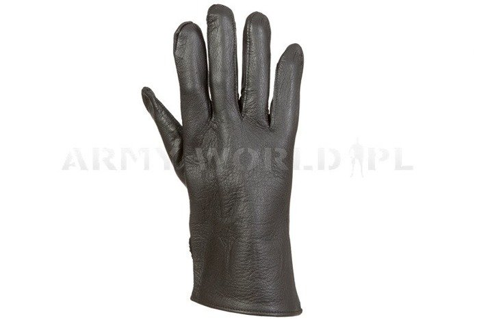 French Leather Gloves Original Military New