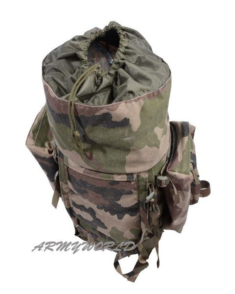 French Military Backpack of Foreign Legion CCE 110 L Original Demobil