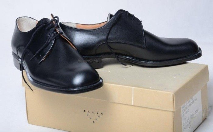 Gala Leather Shoes Police Different Models Demobil