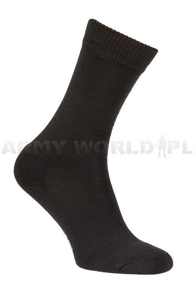 German  Police Functional Socks Short Black Summer WistaTex New