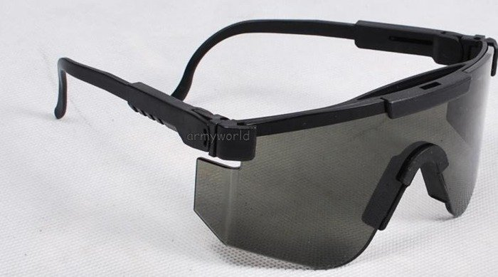 Glasses US Army SPECTACLES BALLISTIC PROTECTIVE Specs Dark