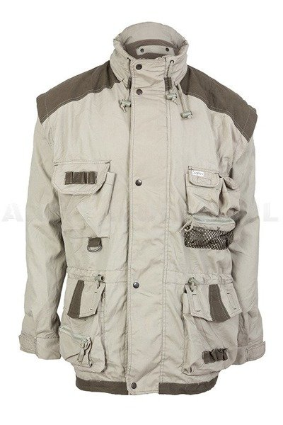 Hunting Jacket  With Liner Ziegler's Oliv New