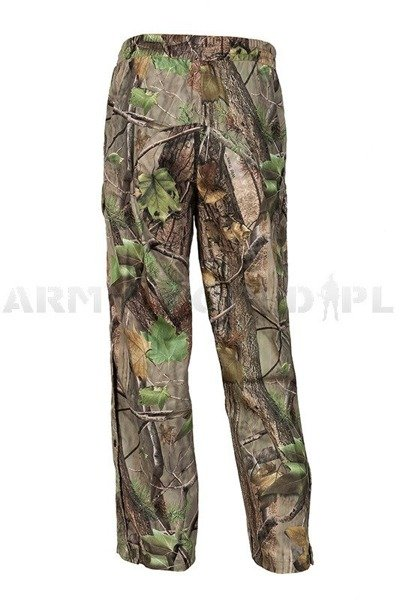 Hunting Pants no-swishing Wild Trees Mil-tec Summer Camouflage