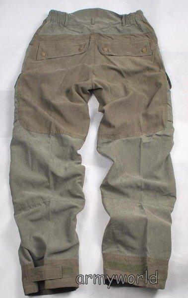 Hunting Trousers no-swishing Mil-tec Oliv New