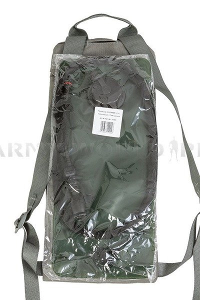 Hydration System With Water Bag 2,5l US Army Original + Foliage Cover New