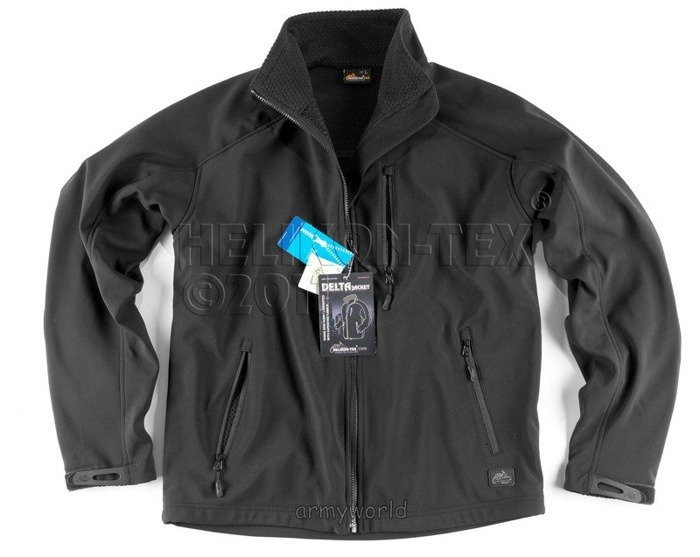 JACKET Helikon-tex Delta UTL BLACK