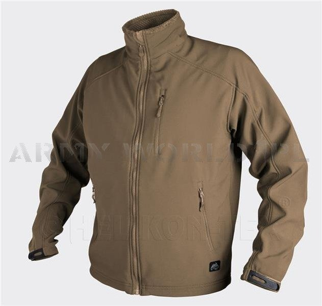 JACKET Softshell Helikon-tex Delta UTL Coyote New