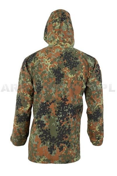 Jacket Gore-tex Rainproof Military  Flecktarn Demobil II Quality Set of 10 pieces