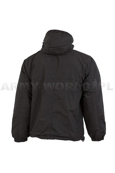 Jacket kagools Combat Anorak Mil-tec Winter Version Black New