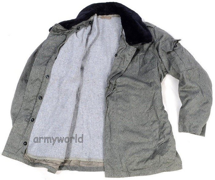 "Jacket of Air Forces LWP Winter with liner Wz 68 ""Moro"" Demobil - SecondHand"
