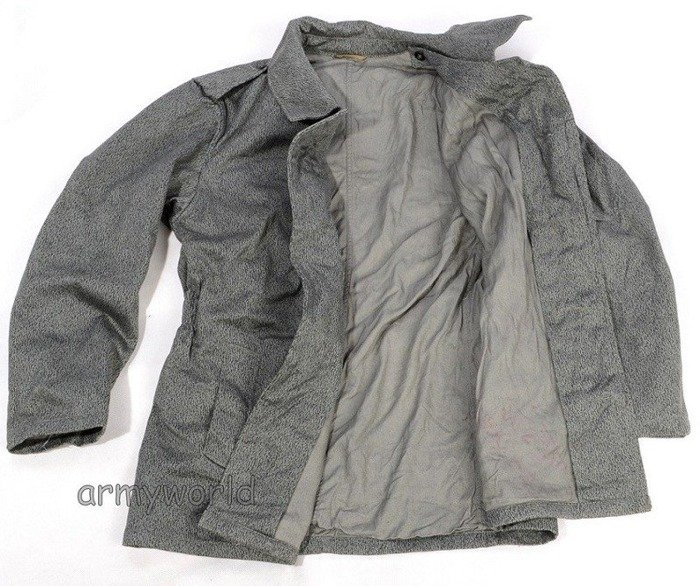 "Jacket of Armoured Forces LWP without liner Wz 68 ""Moro"" Demobil - SecondHand"