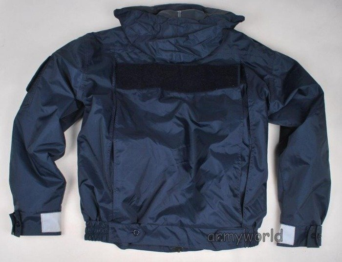 Jacket of NATO Security Services With Liner Original Demobil