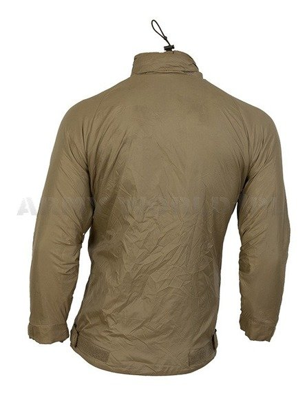 Kangools Jacket Softshell Lightweight Thermal PCS Olive British Army Used