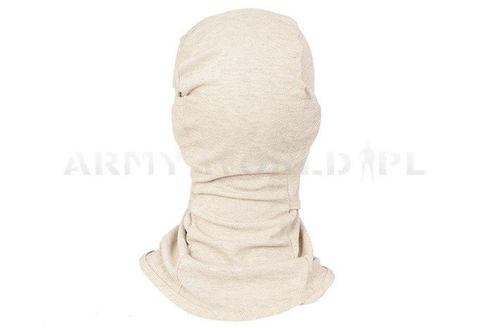 Military Balaclava OFFEN Type Beige Original Used