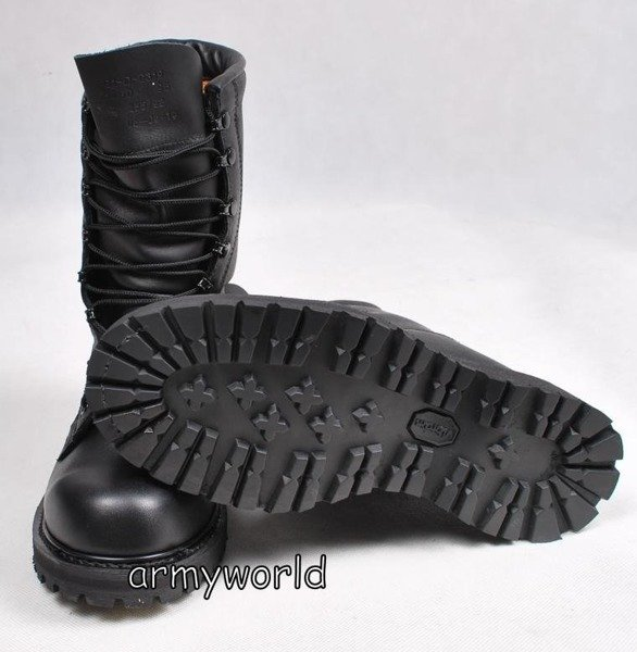 Leather Boots Cold Weather Goretex With Thermo Insole New