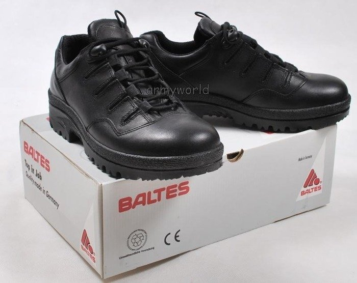 Leather Working Boots Baltes Original New