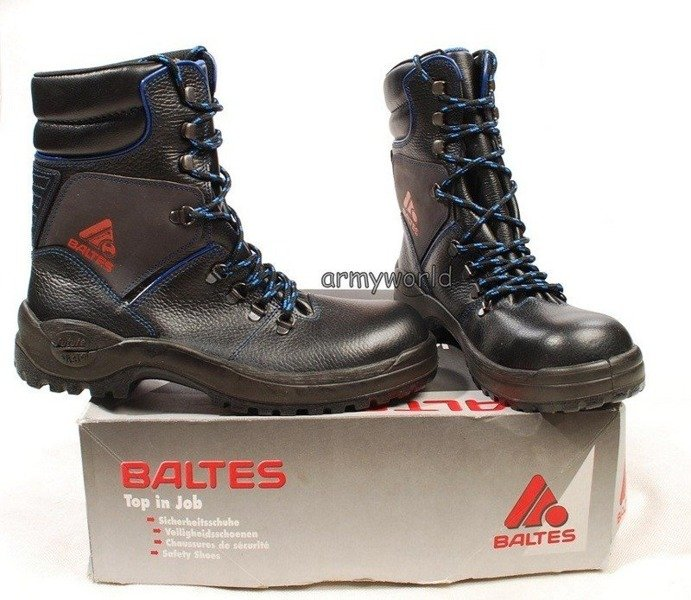 Leather Working Shoes Baltes Trial Version New  Art. Nr 56206