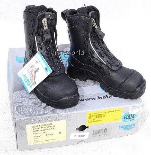 Medical Services' Shoes Haix ® X1 Original New III Quality