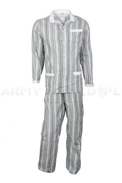 Mens Pyjamas Polish Army Original New M2