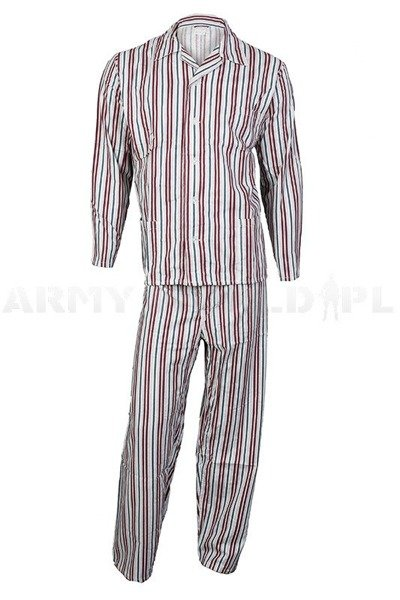 Mens Pyjamas Polish Army Original New M4