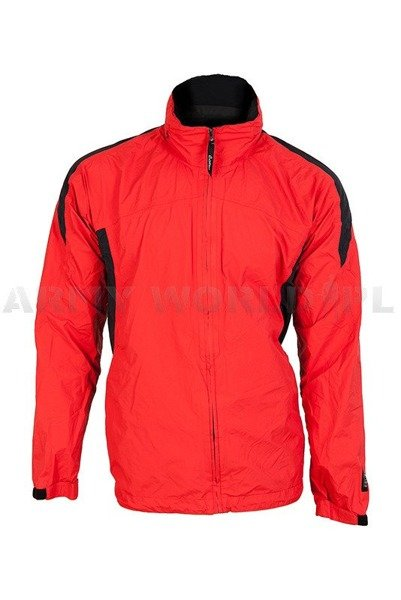 Men's Sport Jacket Rainproof LOFFLER Gore-Tex German National Team Demobil