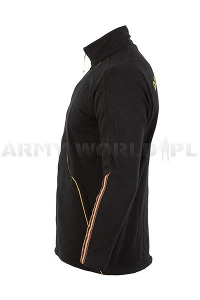 Men's Sweatshirt Of German National Team Black Original New