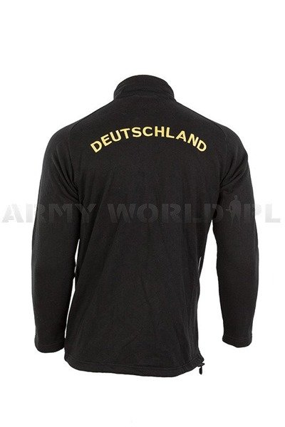 Men's Sweatshirt Of German National Team Black Set Of 5 Pieces Original Demobil