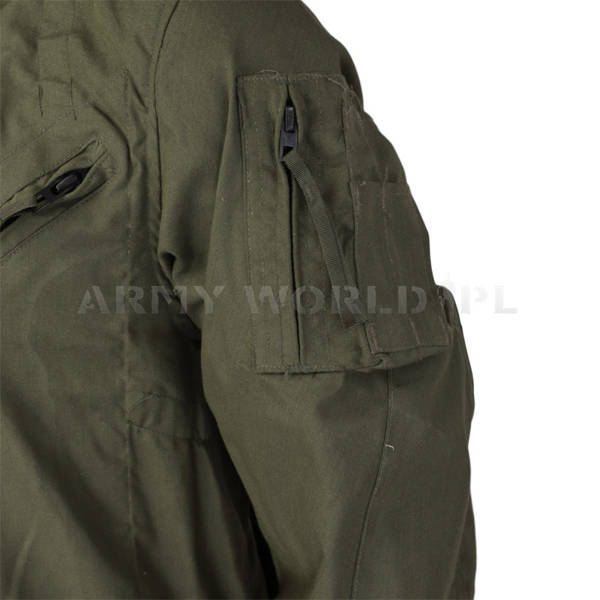 Military American Battle Suit Nomex US ARMY Oliv Demobil