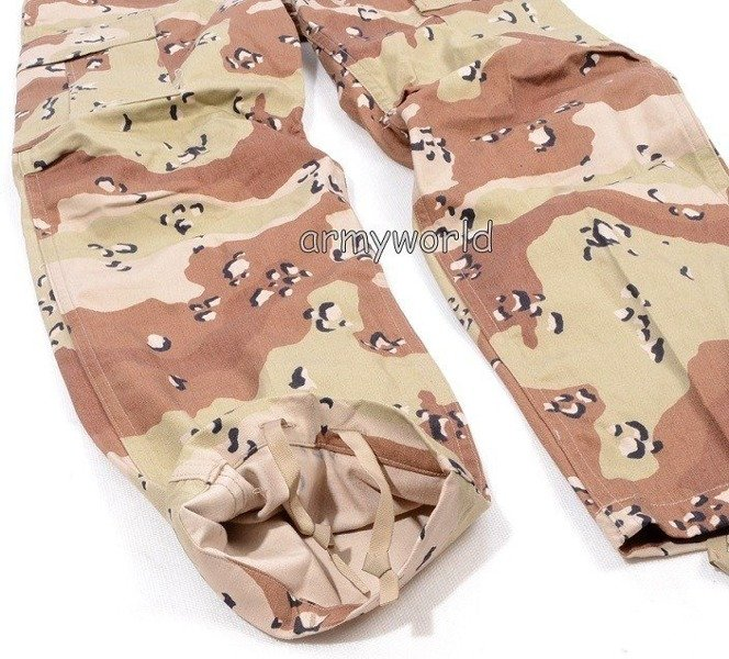 Military American Cargo Pants US Army 6- COLOR Nyco Original New